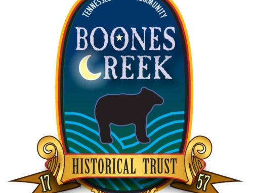 Boones Creek Logo Creation