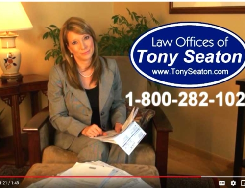 Tony Seaton Law Firm Commercial